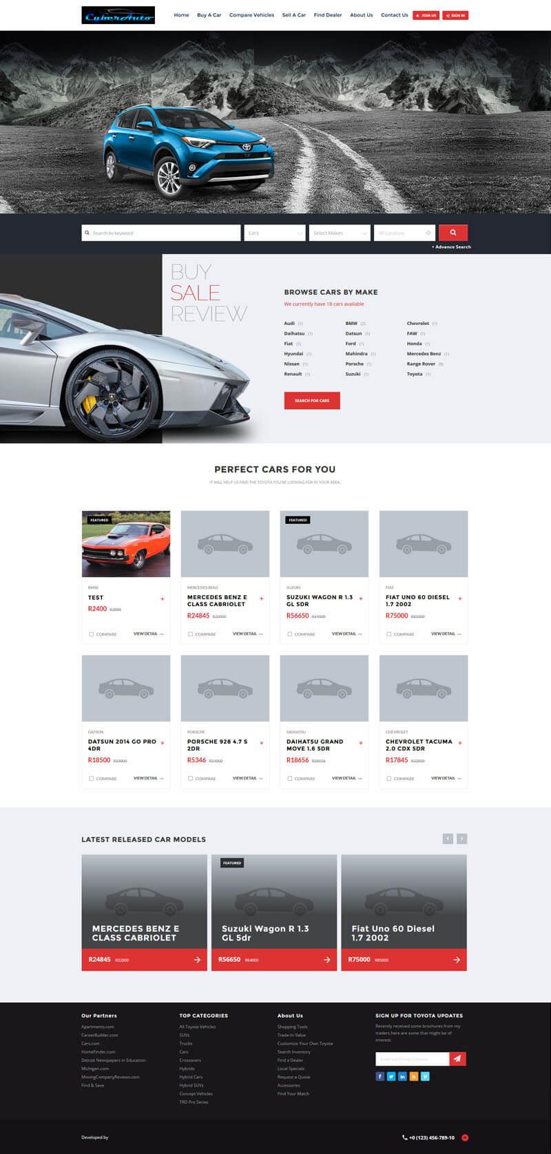 Advanced Website Develpment - Custom Website Development