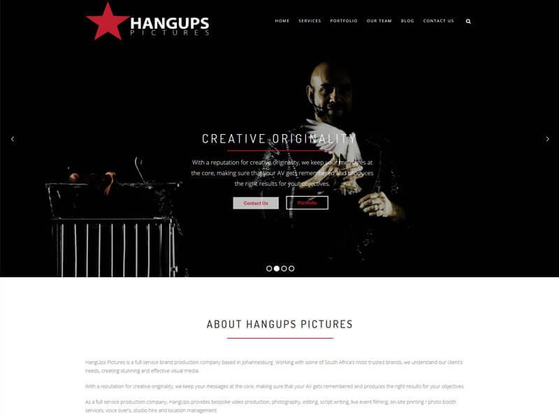 CMS Website Design - Content Management System